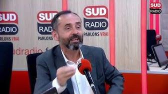 """Robert Menard, chez André Bercoff : """"La politique est un truc dégueulasse"""" (VIDÉO)"""