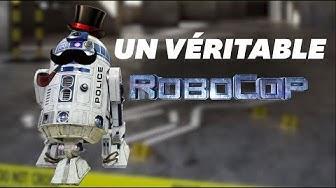 """""""Robocop"""" protège les rues de cette ville de Californie (VIDÉO)"""