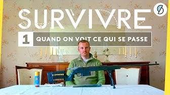 Pourquoi devient-on survivaliste ?