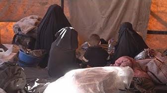 Syrie : plusieurs enfants de jihadistes rentrent en France (VIDÉO)