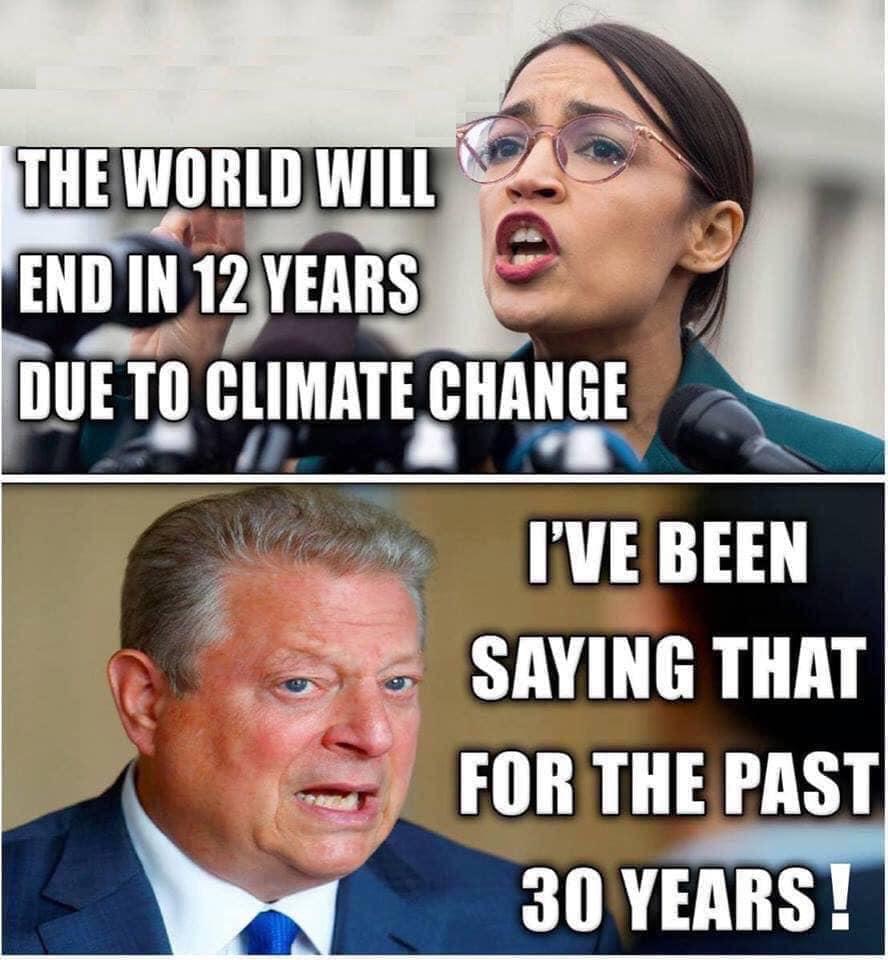 L'arnaque du réchauffement climatique résumée en une image