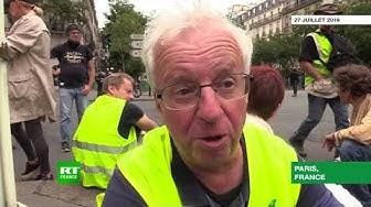 Acte 35 : moins nombreux, les Gilets jaunes poursuivent leur manifestation à Paris (VIDÉO)