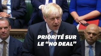 Le Brexit au coeur du premier discours de Boris Johnson au Parlement britannique (VIDÉO)