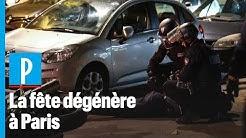 Victoire de l'Algérie à la Coupe d'Afrique des nations : les célébrations dégénèrent sur les Champs-Élysées (VIDÉO)