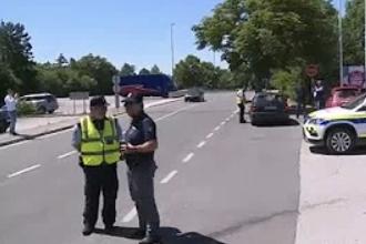 Des patrouilles italo-slovènes à la frontière (VIDÉO)