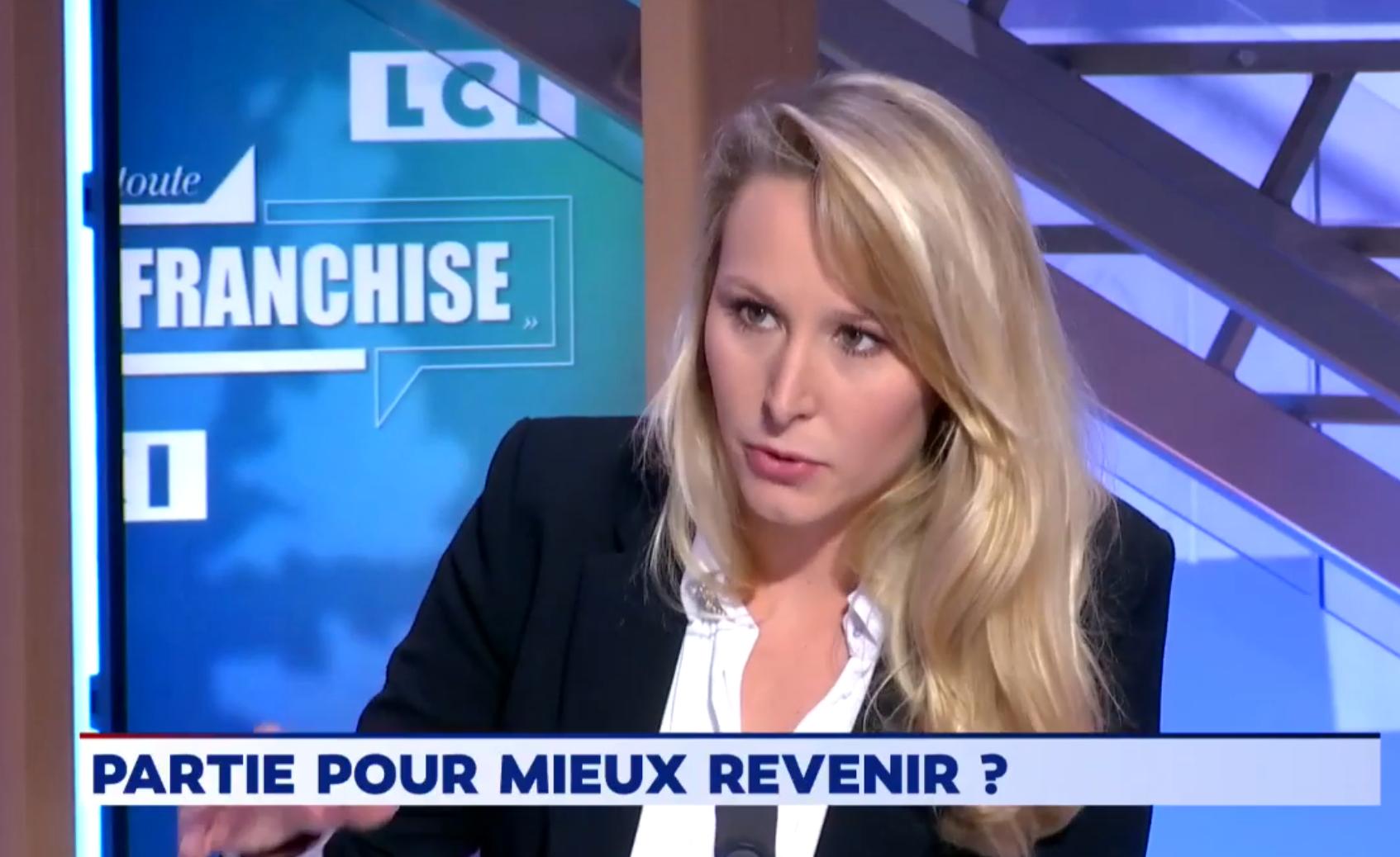 Marion Maréchal : « Emmanuel Macron est un président qui résiste malgré tout assez bien » (VIDÉO)