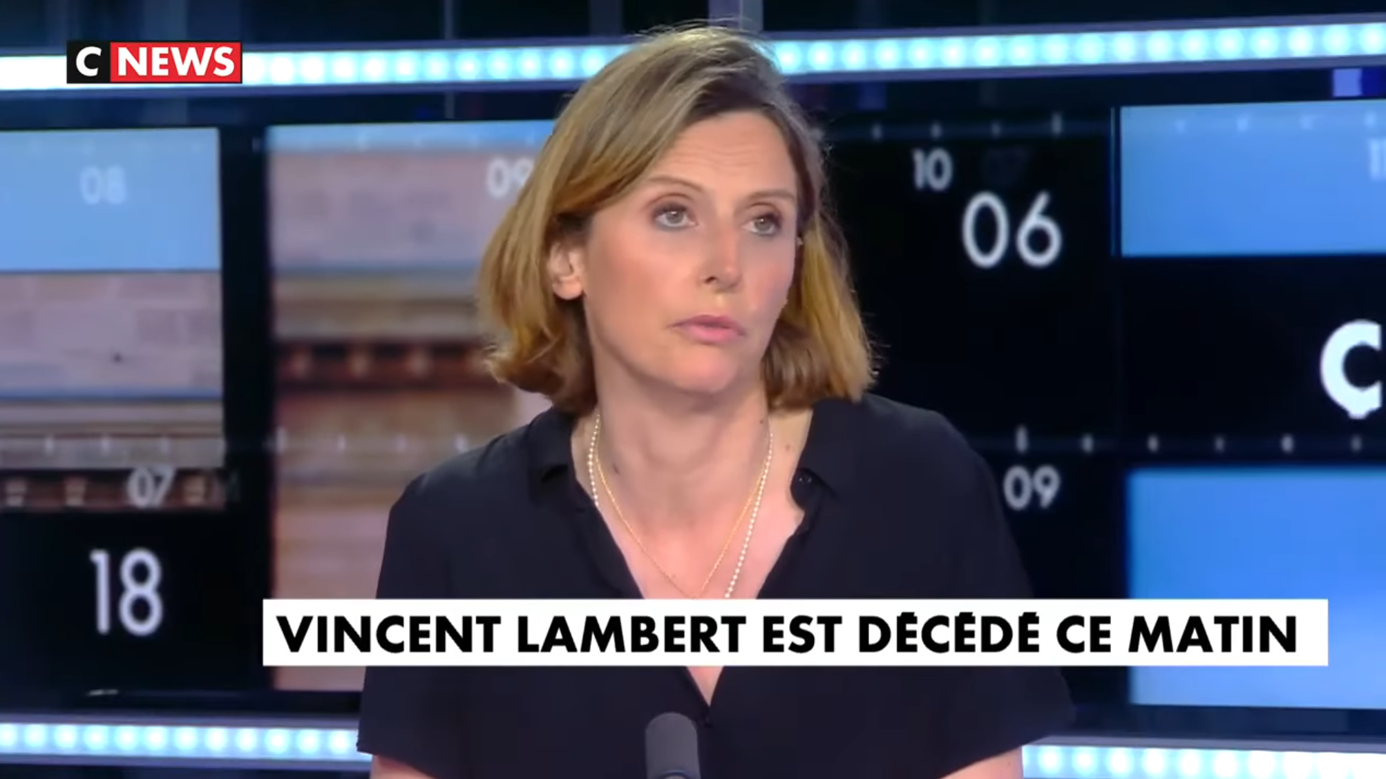 Emmanuelle Ménard face au député LREM Julien Borowczyk sur François de Rugy et Vincent Lambert (VIDÉO)