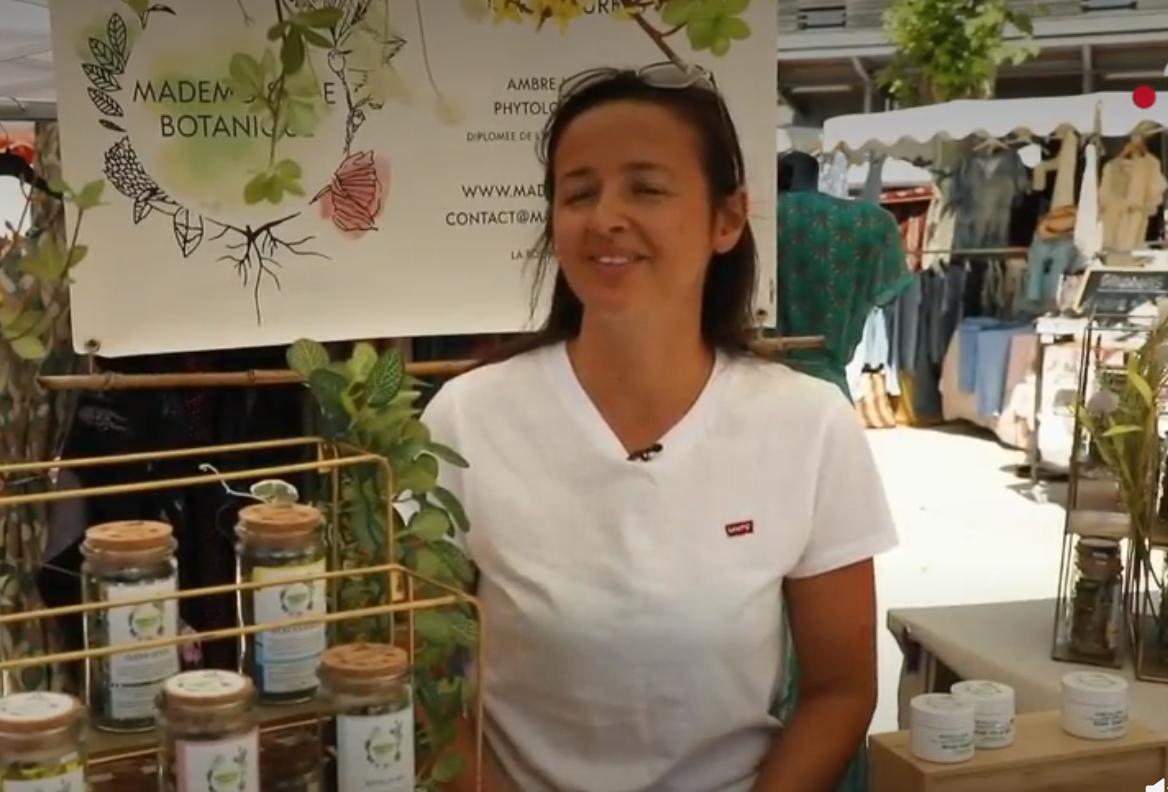 Agriculture : les plantes aromatiques, une filière qui rapporte (REPORTAGE)