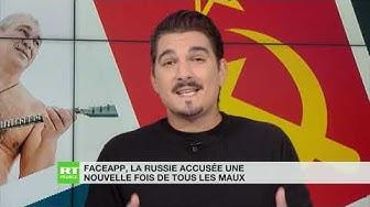 FaceApp : l'application qui effraie les Occidentaux à cause de son origine russe (ANALYSE)