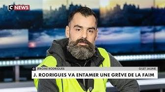 """Jérome Rodrigues : """"Le gouvernement crée une génération anti-flics"""" (VIDÉO)"""