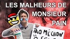 Les malheurs de Monsieur Pain, comédien-journaliste à France Info (VIDÉO)