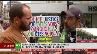 Éric Drouet, Jérôme Rodrigues et Maxime Nicolle arrêtés : « On fait peur à Macron » (VIDÉO)