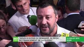 Italie : la partie est bien engagée, mais pas gagnée pour Salvini
