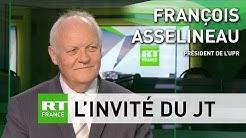 François Asselineau : « On n'a pas intérêt à sanctionner le Royaume-Uni à cause du Brexit »