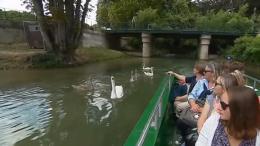 Des balades pour découvrir Châlons-en-Champagne au fil de l'eau
