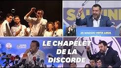 Matteo Salvini brandit (encore) son chapelet (VIDÉO)