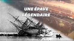 L'épave mythique d'un bateau vieux de 200 ans retrouvée en Arctique (VIDÉO)