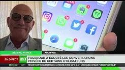 Me Gérard Haas : « Nous ne pouvons pas faire confiance à une plateforme telle que Facebook »