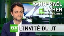 Un million de dollars pour pirater l'iPhone : les explications de Yann-Maël Larher (VIDÉO)