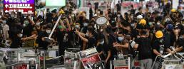 Hong Kong : la manifestation pacifique anti-Pékin dégénère (VIDÉO)