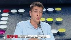 """Rassemblement à Nantes en l'honneur de Steve interdit : """"C'est une dérive autoritaire du préfet !"""""""