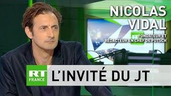 Nicolas Vidal réagit à la nomination de Sylvie Goulard au poste de Commissaire européen (VIDÉO)
