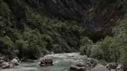 Les gorges du Verdon, un canyon français (REPORTAGE)