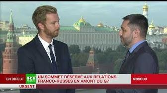 Brégançon : « C'est plutôt un dialogue de sourds, je n'ai pas l'impression qu'on va avancer » (Xavier Moreau)