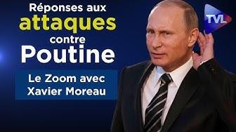 """Xavier Moreau : """"Mes réponses aux attaques contre Vladimir Poutine"""" (VIDÉO)"""
