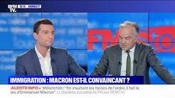 """Jordan Bardella : """"La France est un camping"""" (VIDÉO)"""