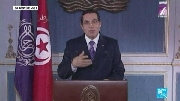Retour sur la vie de Ben Ali