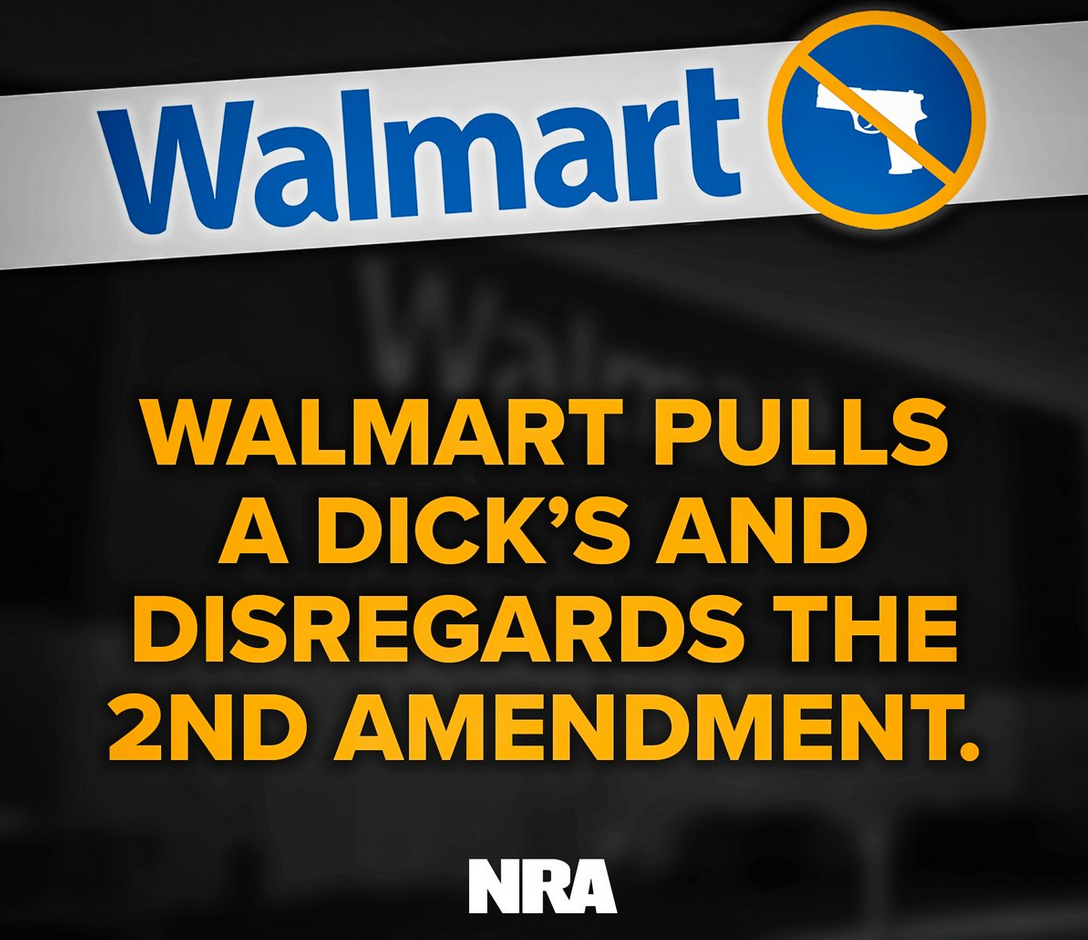 États-Unis : Walmart ne commercialisera plus de munitions pour fusils d'assaut automatiques, réaction de la NRA