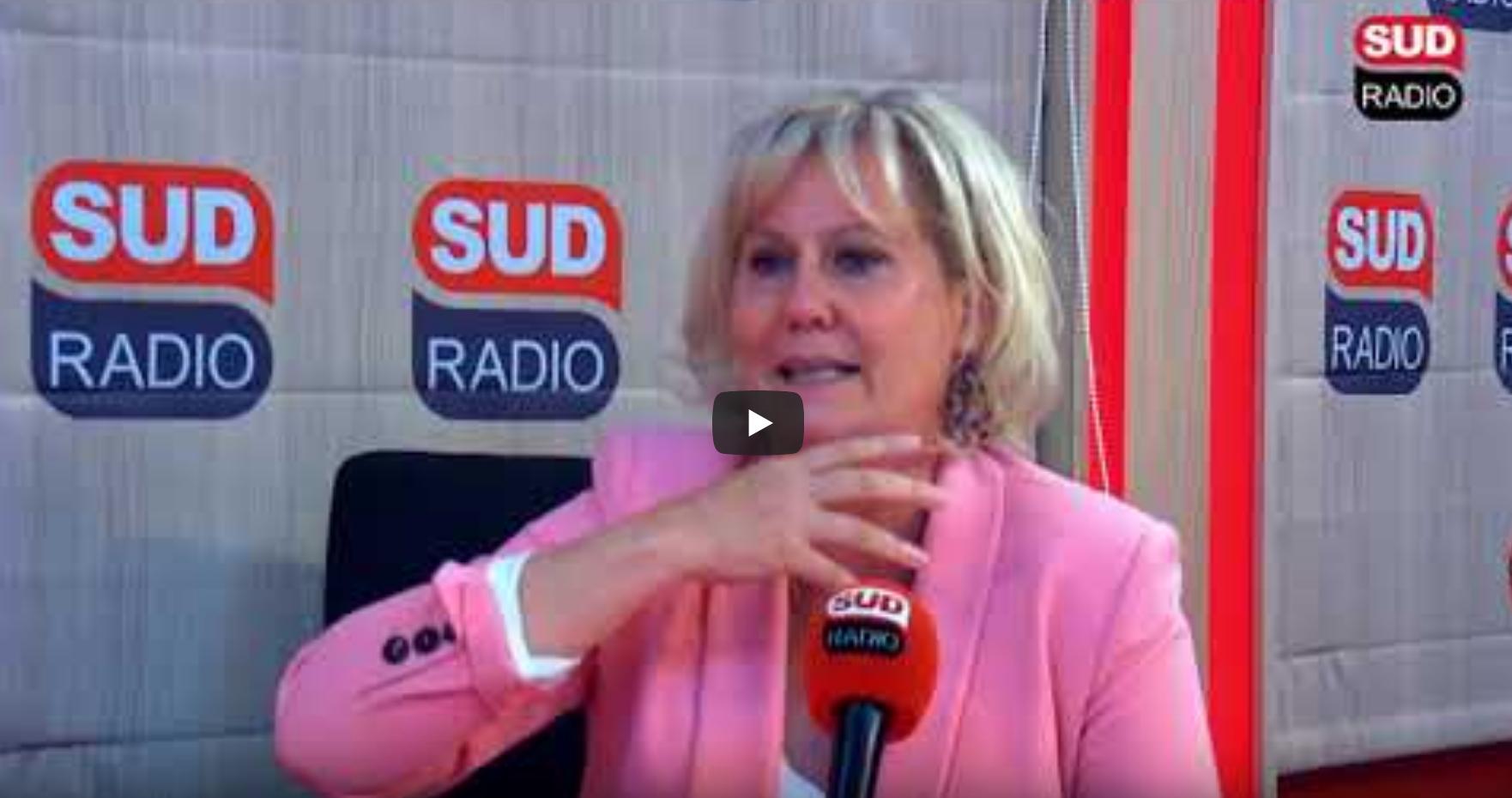 """Nadine Morano : """"Sibeth Ndiaye fait honte à la France et honte au Sénégal"""" (VIDÉO)"""