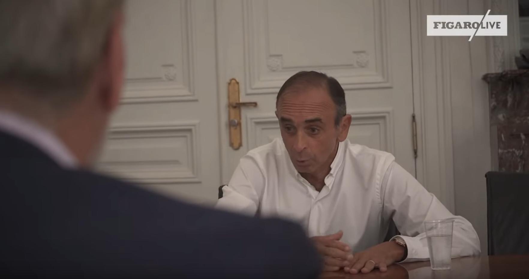 Débat entre Éric Zemmour et Laurent Joffrin (EXTRAIT)