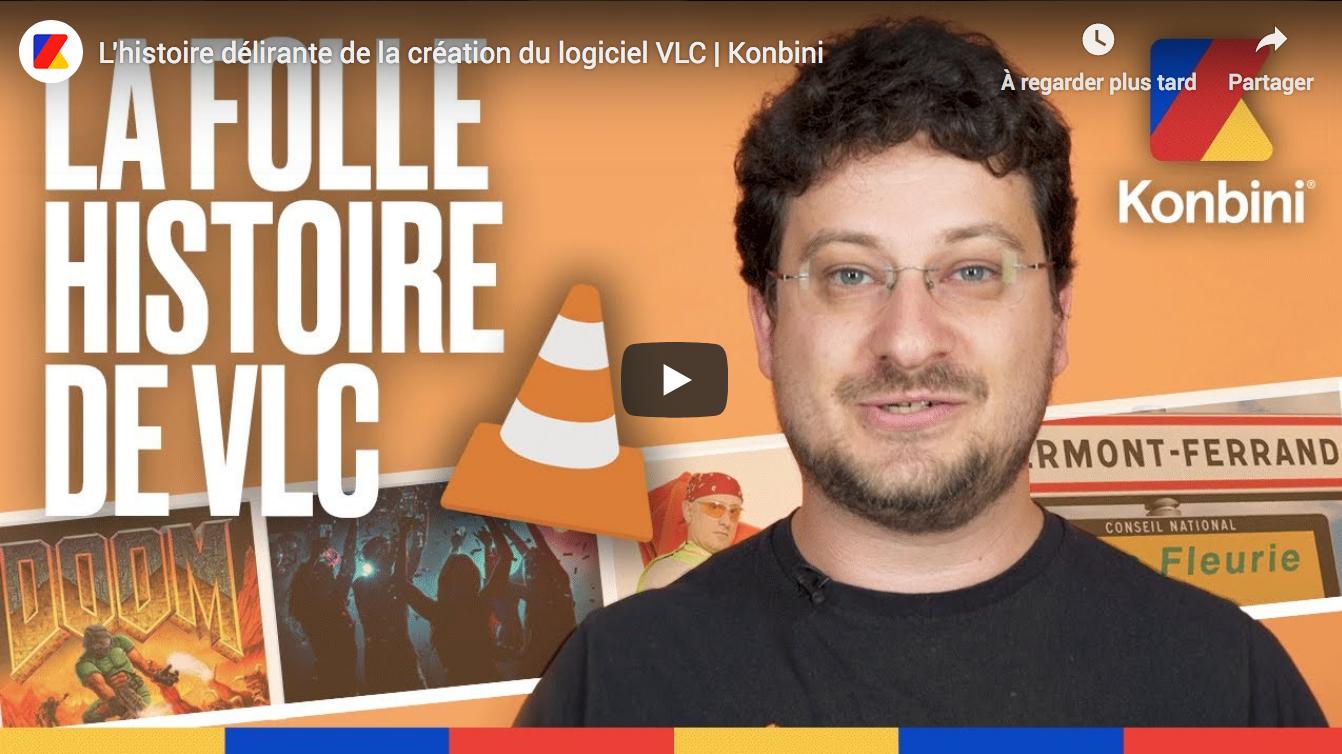 La folle histoire de VLC, le logiciel français le plus téléchargé au monde (VIDÉO)