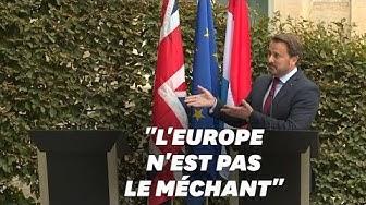 """Brexit : Le coup de gueule (LOL) du Premier ministre homosexualiste du (confetti) """"Luxembourg"""" contre la démocratie (VIDÉO)"""