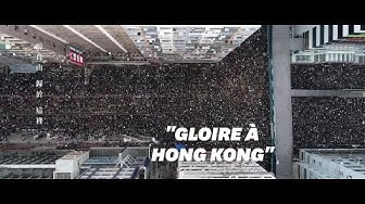 À Hong Kong, les manifestants ont composé leur propre hymne (VIDÉO)