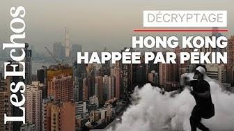Hong Kong s'est-elle fait dévorer par l'« ogre chinois » ? (ANALYSE)