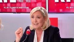 """Marine Le Pen à propos de la PMA sans père : """"L'Etat va mentir à l'enfant"""" (VIDÉO)"""
