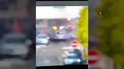 Des policiers lâchement attaqués au mortier (VIDÉO CHOQUANTE)