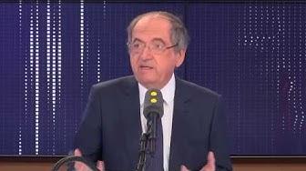 """Chants prétendument """"homophobes"""" : """"Les arbitres ne doivent plus arrêter les matchs"""" exige Noël Le Graët, président de la Fédération française de football (VIDÉO)"""