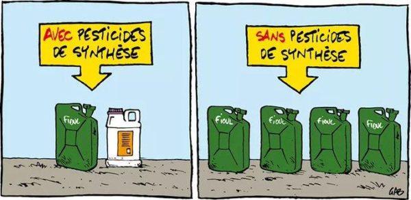 Grâce au glyphosate, la SNCF va nous coûter encore plus cher !