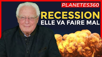 La récession arrive et elle va faire mal ! (Charles Gave)