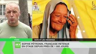 Sophie Pétronin, Française retenue en otage depuis près de 1 000 jours