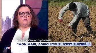 Une veuve d'agriculteur suicidé témoigne de ce qu'ils ont vécu (TÉMOIGNAGE)