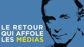 Éric Zemmour sur CNEWS : la chaîne multiplie son audience par trois et se rapproche de BFM TV