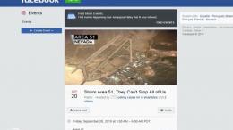 États-Unis : rassemblement important autour de la zone 51 (VIDÉO)