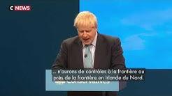 Brexit : ce qu'il faut retenir du discours de Boris Johnson (VIDÉO)