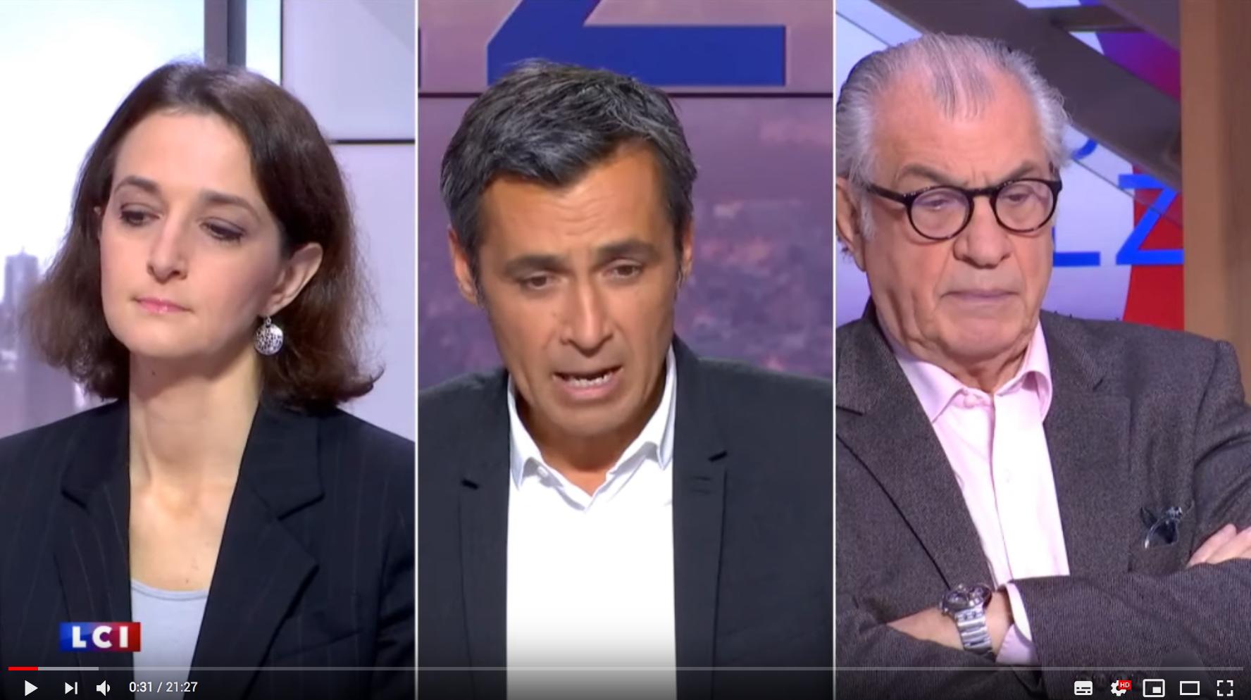 """Barbara Lefebvre VS Serge July : """"Tous nos services sont infiltrés par les salafistes"""" (DÉBAT)"""