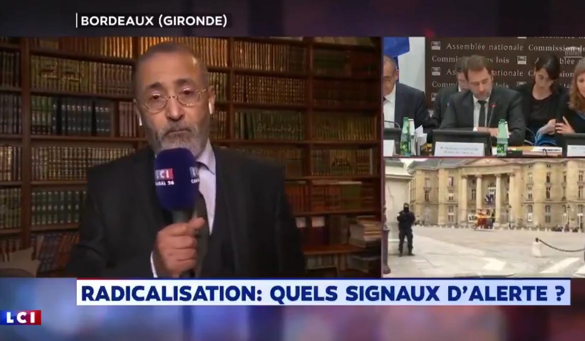 Même l'imam Tareq Obrou explique que la frontière entre l'islamiste et le musulman « pieux » est ténue… (VIDÉO)